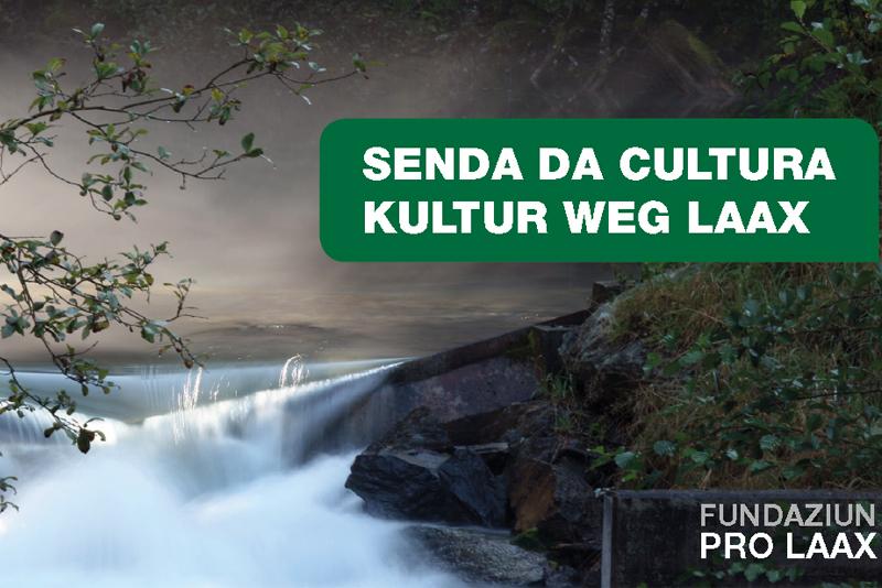 Flyer Kulturweg Laax
